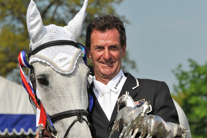 Mark Todd won the Badminton Horse Trials last year. Photo / Supplied