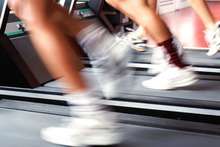Writer Gill South has joined the gym in an effort to stave off all kinds of health problems. Photo / Thinkstock