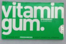 Vitamin Gum- Spearmint Flavour
