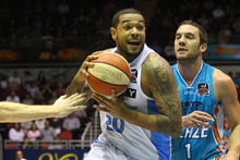 BJ Anthony is disappointed to leave the Breakers. Photo / Getty Images