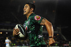 Shaun Johnson has been having an extremely eventful time. Photo / Getty Images