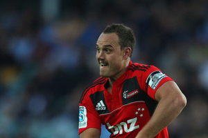 Israel Dagg's form slump is jeopardising his All Blacks berth. Photo / Getty Images