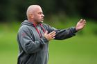Warriors coach Brian McClennan. Photo / Getty Images