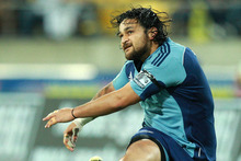 Piri Weepu in action for the Blues. Photo / Getty Images