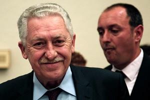 Greek Democratic leader Fotis Kouvelis. Photo / Dimitri Messinis