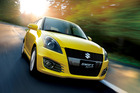 The Suzuki Swift, the top-selling passenger car model in April, has been recalled. Photo / Supplied