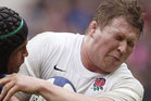 New Zealand-born Hartley, 26, has not played since receiving an eight-week ban for biting Ireland's Stephen Ferris in the Six Nations. Photo / AP
