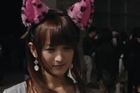 What do you get when you combine two Japanese obsessions – cute fashion and high tech gadgets? Robotic cat ears that you control with your brain. The ears are worn like a hair band, and react to the wearer's changing moods.