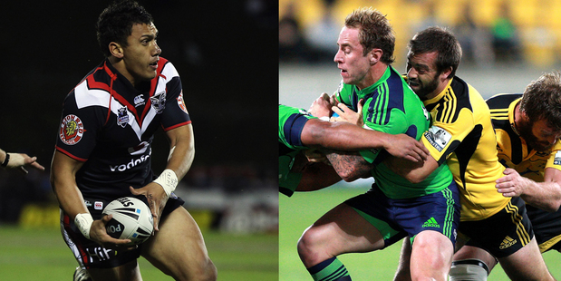 Join us here for livescoring of tonight's NRL and Super Rugby matches.