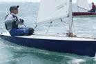 New Zealand sailor Andy Maloney. Photo / John Stone.