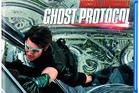 Tom Cruise stars in Mission: Impossible - Ghost Protocol. Photo / Supplied