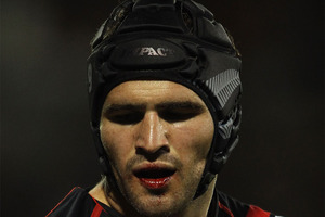 Warriors hooker Nathan Friend broke his jaw in last weekends match against the Broncos. Photo/ Hannah Johnstone.