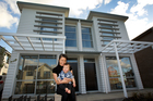 Lorraine Tai is content now with her compact home, but her long-term plan is for more space. Photo / Sarah Ivey