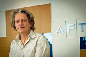 Kiwi pharmacologist Hartley Atkinson says the success of his company, AFT Pharmaceuticals, comes down to having good products such as Maxigesic. Photo / Ted Baghurst