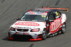 Consistency is crucial to any claim to the V8 championship, says Kiwi driver Fabian Coulthard. Photo / Getty Images