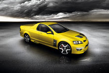 Vauxhall VXR8 Maloo. Photo / Supplied