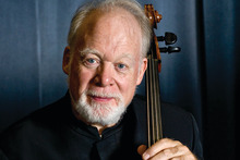 Cellist Lynn Harrell. Photo / Supplied