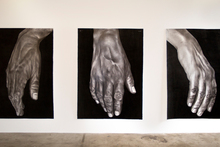 Hand Cycle III by Melissa Coote, at the Fox/Jensen Gallery. Photo / Steven McNicholl