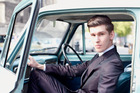 Willy Moon's blend of rock 'n' roll, blues, funk, jazz and hip-hop has gained attention overseas. Photo / Supplied