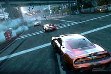 Ridge Racer Unbounded. Photo / Supplied