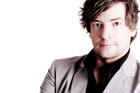 Rhys Darby will be taking a break from the Comedy Festival to speak about his book, This Way To Spaceship, at the Auckland Writers & Readers Festival. Photo / Supplied