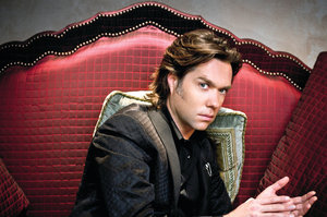 Rufus Wainwright says making 'Out of the Game' was a very relaxed process and a break from the ups and downs of his life over the past four years. Photo / Supplied