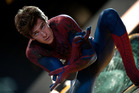 Andrew Garfield is shown in a scene from 'The Amazing Spider-Man'. Photo / Supplied
