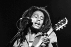 Music doco Marley explores the life of reggae king Bob Marley. Photo / Supplied