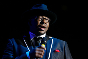 Bobby Brown. Photo / AP