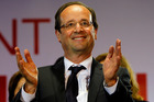 French president-elect Francois Hollande. Photo / AP