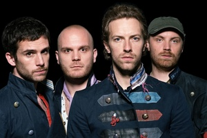 Coldplay.  Photo / Supplied