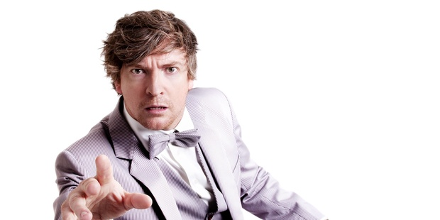 Kiwi comedian Rhys Darby.  Photo / Supplied