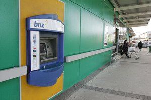 BNZ's charge for bad and doubtful debts fell to $34 million in the six months ended March 31. Photo / Mark McKeown