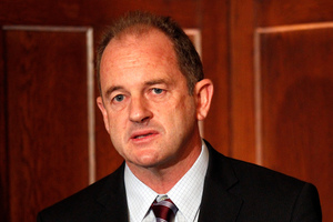 Labour leader David Shearer. File photo / Mark Mitchell