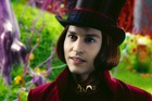 Johnny Depp stars as Willy Wonka in 'Charlie and The Chocolate Factory'. Photo / Supplied