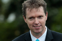 Colin Craig. Photo / Richard Robinson