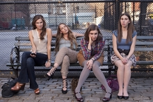 The characters of Girls take a while to warm up to. Photo / Supplied