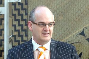 SOE Minister Tony Ryall. Photo / APN