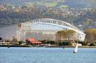 Forsyth Barr Stadium, Dunedin. Photo / File