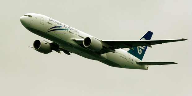 Air New Zealand is introducing a Boeing 777-200ER on its Auckland-Perth service. Photo / Ross Setford
