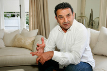 Joe Karam is suing Kent Parker, the head of the Justice for Robin Bain group, for defamation. Photo / NZPA