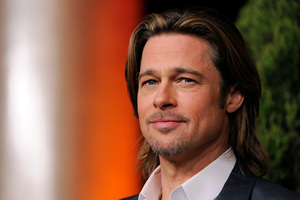 Brad Pitt will reportedly shoot the new Chanel No.5 campaign at the end of the year. Photo / AP