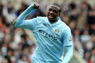 Manchester City's Yaya Toure. Photo / Getty Images.