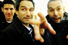 The Beastie Boys have been hit with a lawsuit just days after the death of Adam Yauch, right. Photo / Supplied