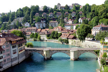 Bern, the capital of efficient Switzerland and a Unesco World Heritage Site, is an unexpected delight that blends old-world charm with every modern comfort. Photo / Thinkstock