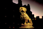Greyfriars Bobby, who remained on his master's grave for 14 years. Photo / British Tourist Authority