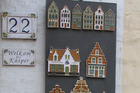 Ceramic miniatures of Bruges' architecture. Photo / Bay Of Plenty Times