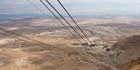 View: Masada, Israel