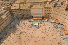 Siena's impressive Piazza del Campo. Photo / Thinkstock