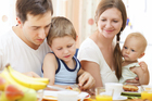 Family meals lead to better relationships and better eating habits. Photo / Thinkstock